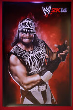 Macho Man Randy Savage NWO Madness Wrestling 2K14 Photo Picture Poster 24X36 New