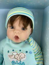 Madame Alexander Cuddle Baby Nursery Baby Boy Doll Thumb Sucker Boxed