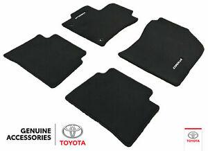 Toyota Corrolla Levin Verso Crown Rubber  PVC Car Mats Heavy Duty 4pcs No Smell