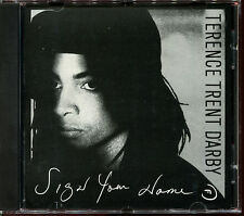 TERENCE TRENT D'ARBY - SIGN YOUR NAME - USA PROMO CD MAXI [BOX 7]