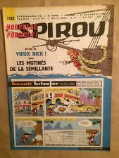 SPIROU - 1185 : 29 décembre 1960