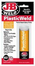 J-B Weld, 2 Pack, J-B Kwik Plastik, 2 OZ, Plastic Repair Epoxy Putty Stick