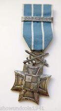 Polen Luftwaffenkreuz mit Schwertern --Lotniczy Krzyż Zasługi--
