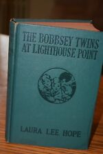 The Bobbsey Twins At Lighthouse Point Laura Lee Hope 1939