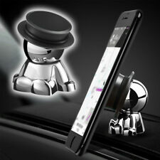 Creative Car Interior Dashboard Mobile Cell Phone Mount Holder 360° Rotation Hat