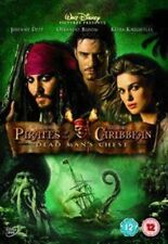 Pirates of The Caribbean Dead Man S Chest 8717418130091 DVD Region 2