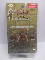 Ultimate Soldier 1:18 DAK Artillery Crewman German Lt Karl Peter Erdmann 2008
