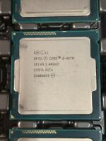 Intel Core i5-4670 3.4 GHz Quad Core CPU Processor SR14D 6MB FCLGA1150