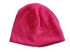 BMS tolle Fleece Mütze KU 36 - 42 cm dunkel rosa !!