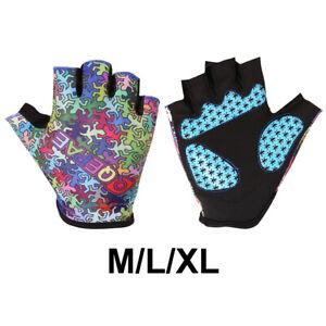 Bicycle Cycling Biking Half Finger Gloves MTB Bike Sports for Men Women