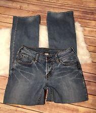 Silver Suki Bootcut Jeans Women Size 28/32 (198)