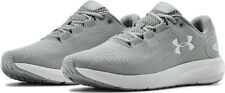 NIB Under Armour 3022594 102 Mens Charged Pursuit 2 Training Running Grey Shoes