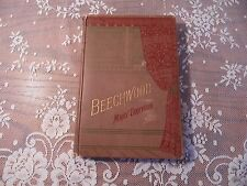 RARE Antique Christian Religious Book Beechwood Mary Davidson Anglican Mission