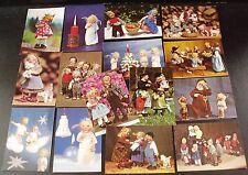 AK 15 x Elli Riehl Puppen Austria - Ansichtskartenverlag Schilcher Klagenfurt