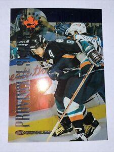 1997-98 Donruss Canadian Ice Hockey #74 Teemu Selanne Provincial Series 748/750