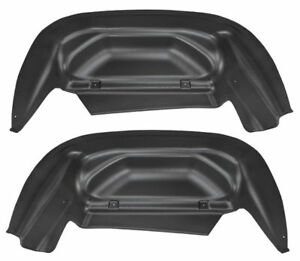 Husky Liners Rear Wheel Well Guards for 14-18 Chevrolet Silverado 1500 & More