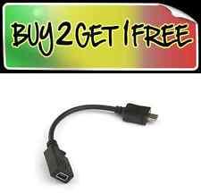 Micro USB 2.0 Male to Mini USB Female Adapter Converter Connector Micro to Mini