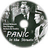 PANIC IN THE STREETS - DVD (1950) Richard Widmark, Paul Douglas