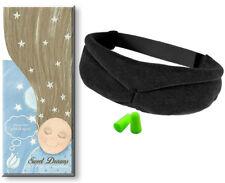 Blindfold Mask 'Thriumph' Contoured Memory Foam Sleeping/Meditaion