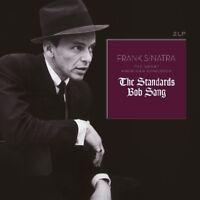 FRANK SINATRA - THE STANDARDS BOB SANG  2 VINYL LP NEW!