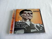 NASA – Remembering The Future CD, Euro Synth-Pop, Out Of Print