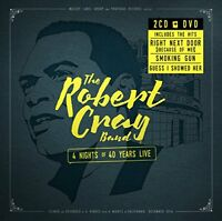 Robert Cray - 4 Nights of 40 Years Live [2CD + DVD]