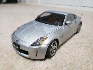 Nissan 350Z 1:18 scale diecast model