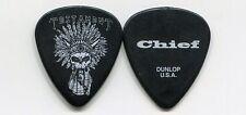 TESTAMENT 2013 Dark Roots Tour Guitar Pick!!! CHUCK BILLY custom concert stage