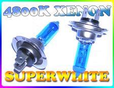 Fits Chrysler Crossfire Roadster 2004-2007 H7 55W Super White 4800K Xenon Bulbs