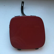 RENAULT LAGUNA ESTATE-SALOON FRONT BUMPER TOWING HOOK EYE COVER CAP RED (F226