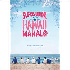 Super Junior - Memory In Hawaii : Mahalo 200P Photobook+DVD+Mouse Pad+Poster