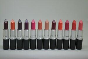 MAC Cremesheen Lipstick BNIB 0.1oz./3g ~choose your color~