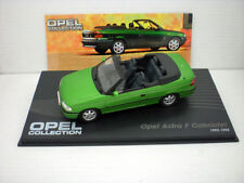 1/43 COCHE OPEL ASTRA F CABRIOLET F  COLLECTION METAL MODEL CAR miniatura ALTAYA