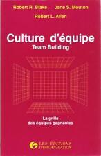 Culture d'Equipe - Team Building : La Grille des Equipes Gagnantes Robert Blake