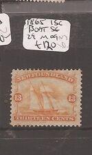 Newfoundland 1865 13c SG 29 MOG (4avu)