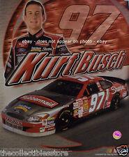 KURT BUSCH RUBBERMAID SHARPIE ROUSH FORD NASCAR WINSTON CUP SERIES 16 X 20 PHOTO