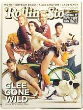 ROLLING STONE MAGAZINE ISSUE 1102 GLEE LEA MICHELE JANE LYNCH APRIL 15 2010!!