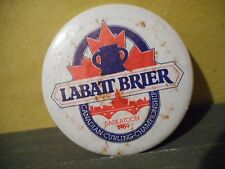 1989 Labatt Brier Pinback Button,Saskatoon,Canadian Curling Championship
