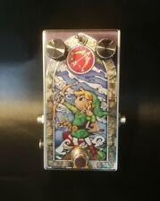 Zelda Themed Optical Tremolo Guitar Effect Pedal. Shoot the Moon Tremolo.