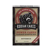 Lot of 5 - Kodiak Power Cakes Flapjack & Waffle Mix Buttermilk - SHIPS SAME DAY