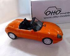 Fiat Barchetta, orange 1:18, OTTO