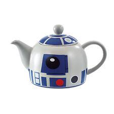 Star Wars R2-D2 tetera de cerámica Droid Regalo Oficial