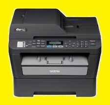 Brother MFC-7460DN Printer w/ NEW Toner & NEW Drum - ONLY 8,410 Pages - REFURB !