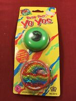 Imperial Orange and Green Yo Yo Original Classic Brand New 2 Pack Vintage