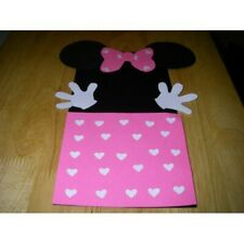 10 Pc Disney Minnie Mouse Goody Gift Bags Party Favors Candy Treat Birthday Bag