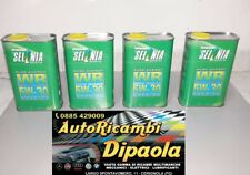 4 LITRI OLIO MOTORE SELENIA WR PURE ENERGY 5W30 ORIGINALE FIAT ALFA ROMEO LANCIA