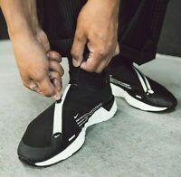 Nike React City - Black / Off White / Sail - Sizes 5-13UK AT8423-003