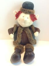 Vintage 1992 Gund The Enchanted Kingdom ELF 16in Plush Stuffed Animal Doll Rare