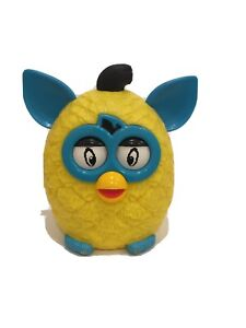 Furby Yellow Girl 2014 McDonalds Happy Meal Toy Figure
