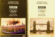 2012 London Olympic Games DVD Set RARE in Australia Opening and Closing 2000